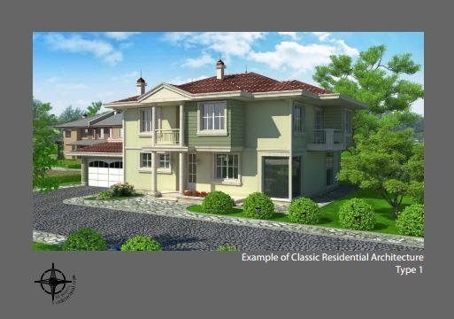 Построй свой собствен дом Проект Плана Зелена общност model houses